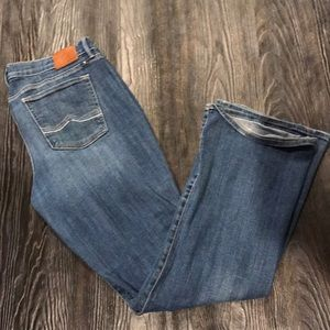 Lucky Jeans 12/31 R Light Wash